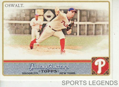 2011 Allen & Ginter #108 Roy Oswalt