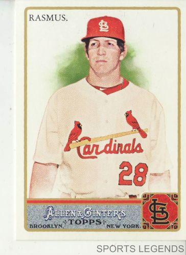 2011 Allen & Ginter #132 Colby Rasmus