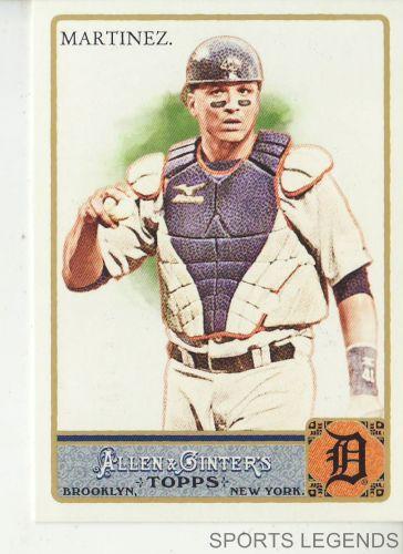 2011 Allen & Ginter #145 Victor Martinez