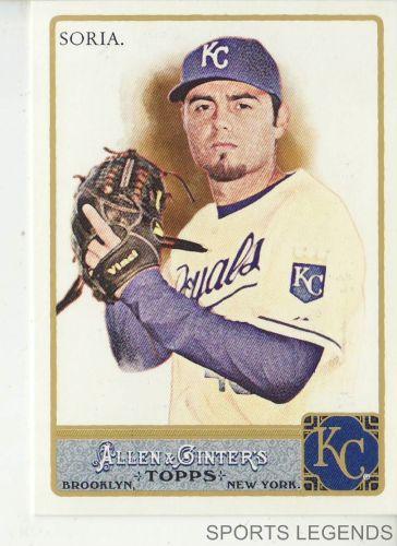 2011 Allen & Ginter #174 Joakim Soria