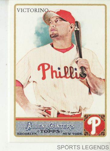 2011 Allen & Ginter #179 Shane Victorino