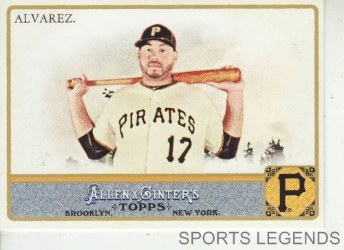 2011 Allen & Ginter #184 Pedro Alvarez