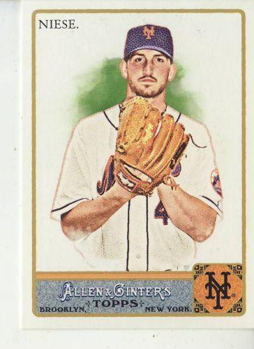 2011 Allen & Ginter #319 Jon Niese