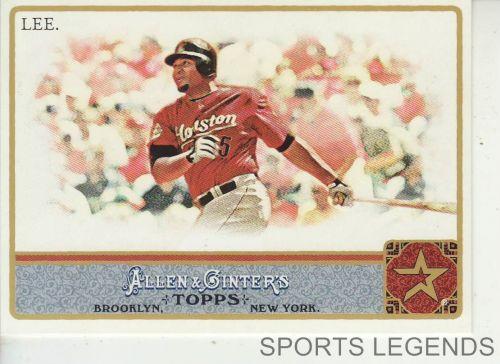 2011 Allen & Ginter #333 Carlos Lee