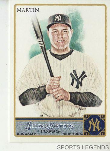 2011 Allen & Ginter #348 Russell Martin