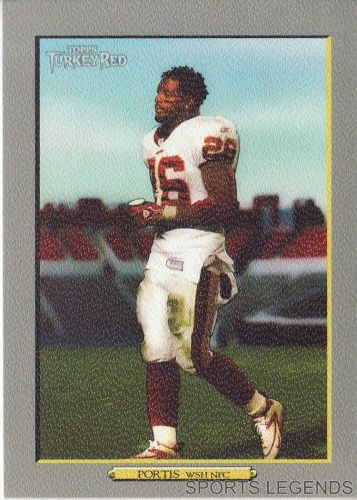 2006 Turkey Red #103 Clinton Portis
