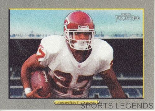 2006 Turkey Red #149 Larry Johnson