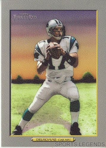 2006 Turkey Red #300 Jake Delhomme