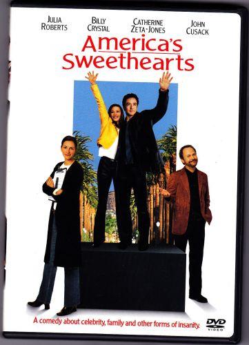 America's Sweethearts DVD 2001 - Very Good