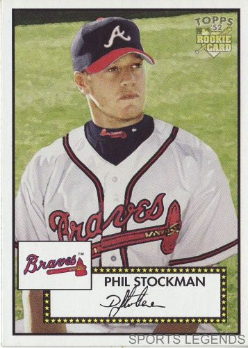 2006 Topps 52 Style #38 Phil Stockman