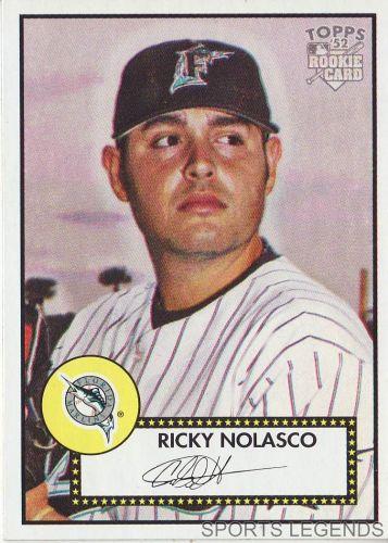 2006 Topps 52 Style #47 Ricky Nolasco