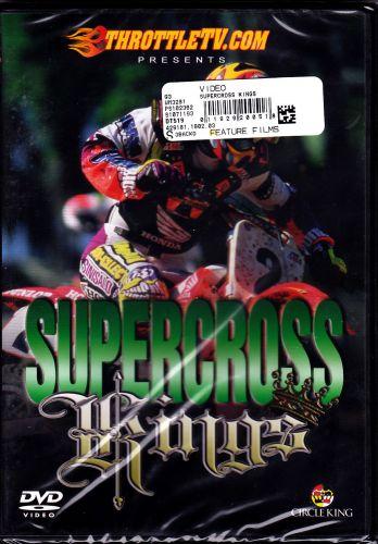Supercross Kings DVD 2009 - Brand New