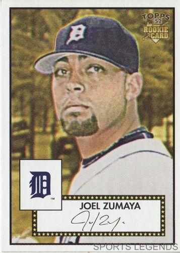 2006 Topps 52 Style #49 Joel Zumaya