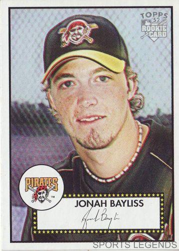 2006 Topps 52 Style #57 Jonah Bayliss