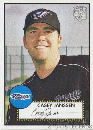 2006 Topps 52 Style #64 Casey Janssen