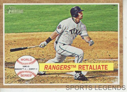 2011 Heritage #234 Rangers Retaliate