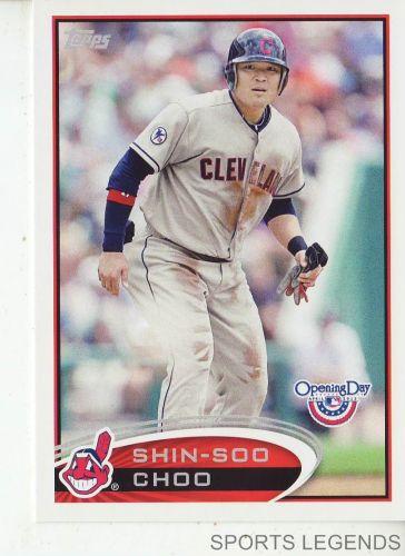 2012 Opening Day #148 Shin-Soo Choo