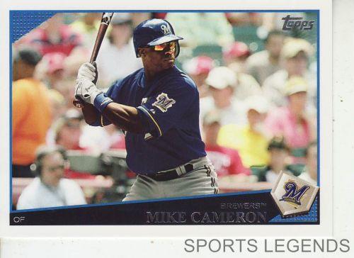 2009 Topps #162 Mike Cameron