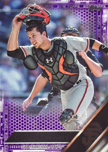 2016 Topps Toys R Us Parallel #300 - Buster Posey - Giants