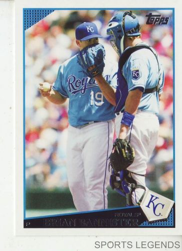 2009 Topps #459 Brian Bannister