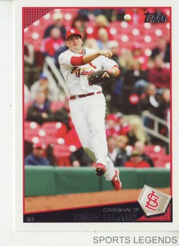 2009 Topps #465 Troy Glaus