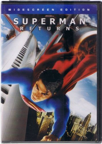 SUPERMAN RETURNS DVD IS NEW FACTORY SEALED