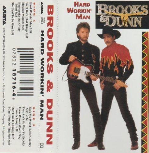 BROOKS & DUNN HARD WORKIN MAN