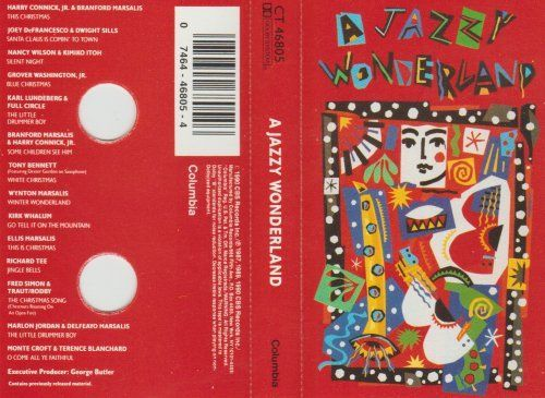 A JAZZY WONDERLAND CHRISTMAS JAZZ VARIOUS ARTISTS