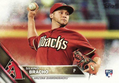 2016 Topps #251 - Silino Bracho - Diamondbacks