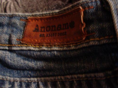 ANONAME JEANS RETAIL $125.00
