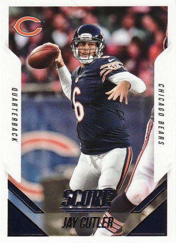2015 Score #184 - Jay Cutler - Bears
