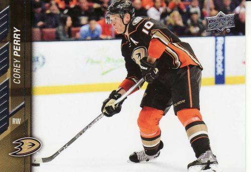 2015-16 Upper Deck #254 - Corey Perry - Ducks