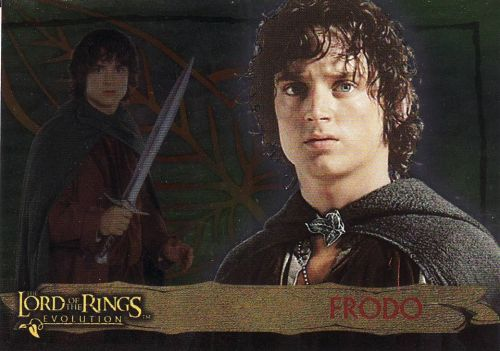 2005 Lord Of The Rings Evolution #P1 - Frodo