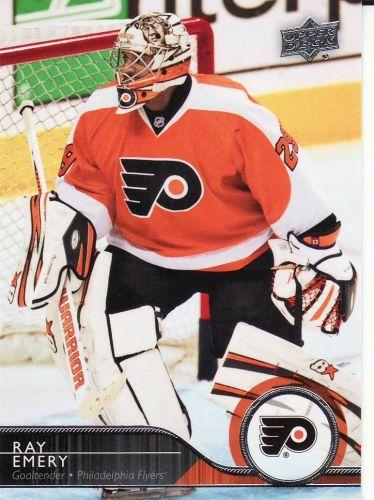 2014-15 Upper Deck #145 - Ray Emery - Flyers
