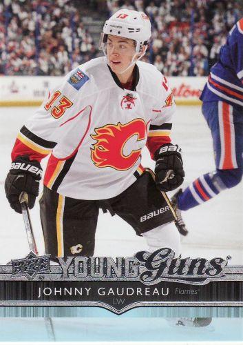 2014-15 Upper Deck #211 - Johnny Gaudreau - Flames