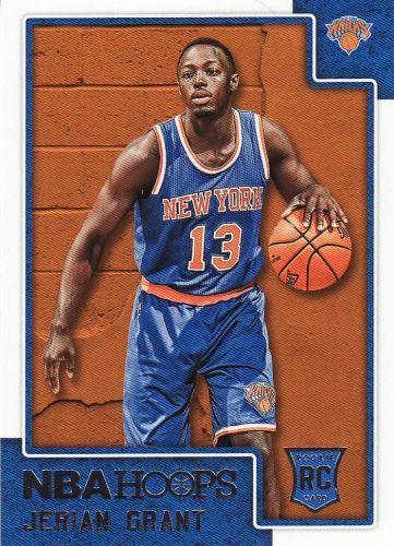2015-16 Hoops #287 - Jerian Grant - Knicks