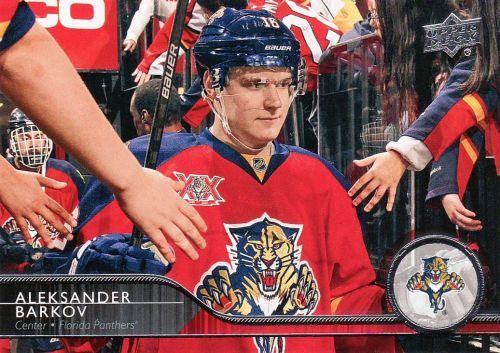 2014-15 Upper Deck #83 - Aleksander Barkov - Predators