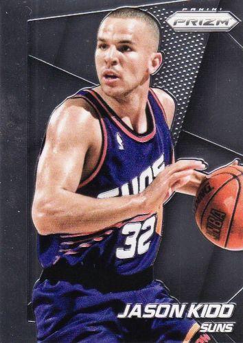 2014-15 Panini Prizm #182 - Jason Kidd - Suns