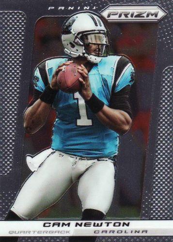 2013 Panini Prizm #133 - Cam Newton - Panthers