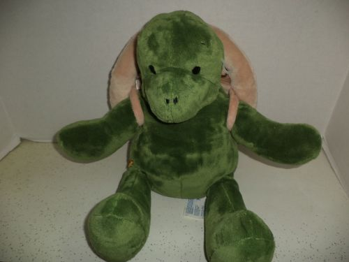 Build A Bear Green Turtle Plush