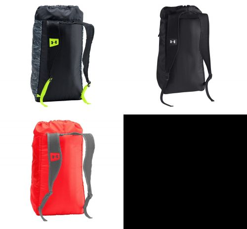 Under Armour unisex track backpack