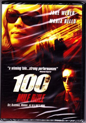 100 Mile Rule DVD 2004 - Brand New