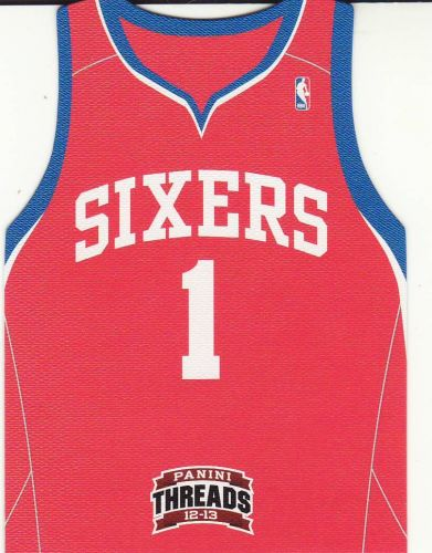 2012-13 Panini Threads Team Threads #20 - Nick Young - 76ers