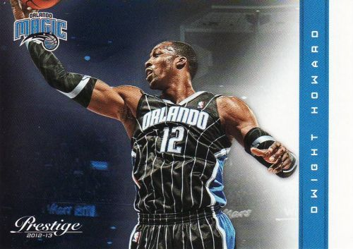 2012-13 Prestige #72 - Dwight Howard - Magic