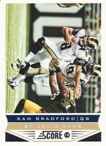 2013 Score #172 - Sam Bradford - Rams