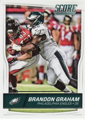 2016 Score #246 - Brandon Graham - Eagles