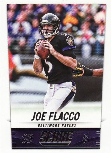 2014 Score #14 - Joe Flacco - Ravens