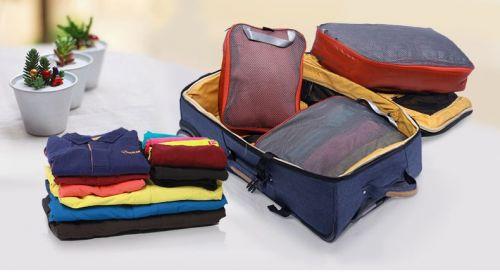 SCALER clothing waterproof ultra-portable storage bags