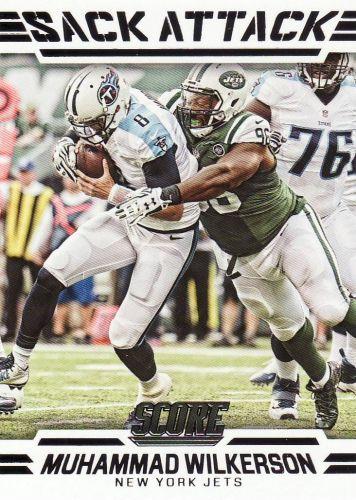 2016 Score Sack Attack #6 - Muhammad Wilkerson - Jets