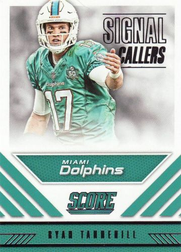 2016 Score Signal Callers #13 - Ryan Tannehill - Dolphins